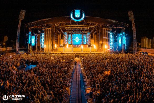 Ultra Europe 2019