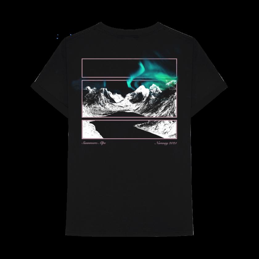 Koszulka Kygo, livestream z Sunnmore Alps.